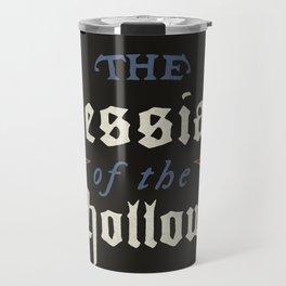 Hessian of the Hollow Travel Mug