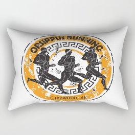 Orsippus Running Club Rectangular Pillow
