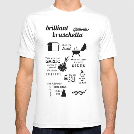 Brilliant Bruschetta T-shirt