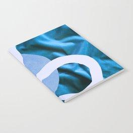 Blue on Blue Notebook