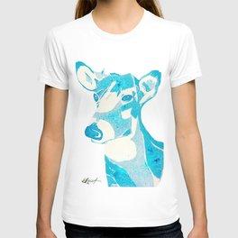 Deerest Blue T-shirt
