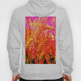 Wheat Pattern #Society 6 # buy art  #decor Hoody