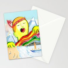 Sing! Stationery Cards