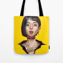 Tin Tote Bag