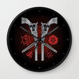 Perdition (Demon Hunter's Variant) Wall Clock