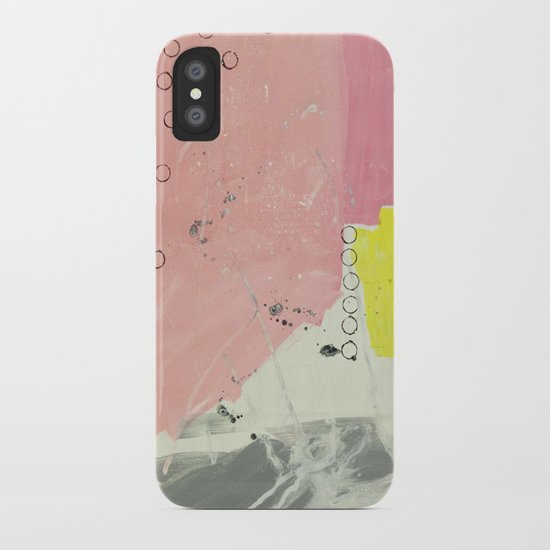 Abstract painting 2 iPhone Case