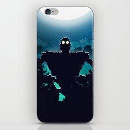 Iron Giant iPhone Skin