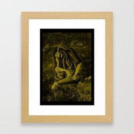 The Procrastination of Death Framed Art Print
