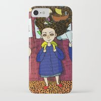 school iPhone & iPod Cases featuring SCHOOL by nu boniglio