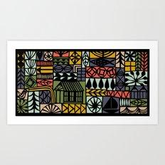 polymorphic Art Print