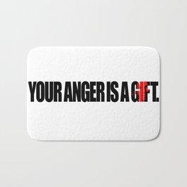 Anger Bath Mat