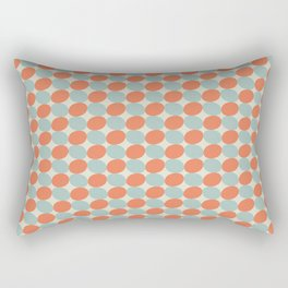 Disco Bar ceramic tile pattern Rectangular Pillow