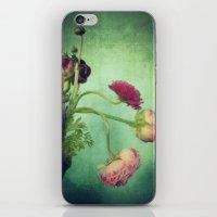 blur iPhone & iPod Skins featuring Blur  by KunstFabrik_StaticMovement Manu Jobst