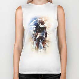 Squall and Rinoa - Griever Biker Tank