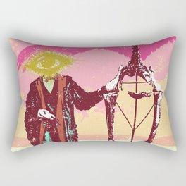 ESOTERIC ARCHAEOLOGY Rectangular Pillow