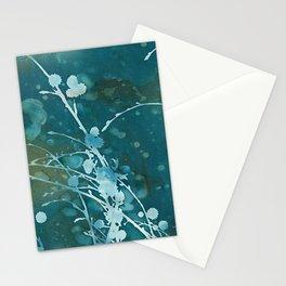 Bluebells Cyanotype Print Stationery Cards
