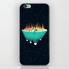 The Place Sound Grows iPhone Skin