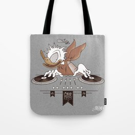 Mad Donald Tote Bag