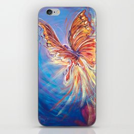 Metamorphasis iPhone Skin