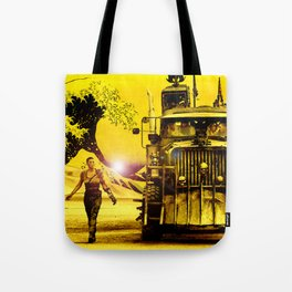 Furiosa - Mad Max Fury Road Tote Bag