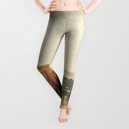 Bison Land Leggings