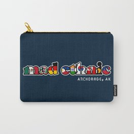 Mad Ethnic Carry-All Pouch