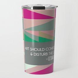 Art Should Travel Mug
