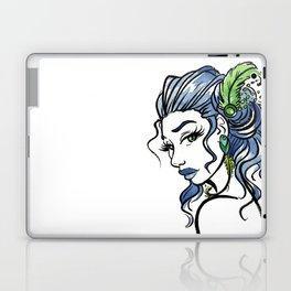 Fashion Girl Laptop & iPad Skin