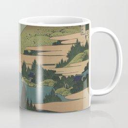 Hokusai  - Fuji Coffee Mug