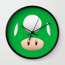 Toad - Mario Bros Wall Clock