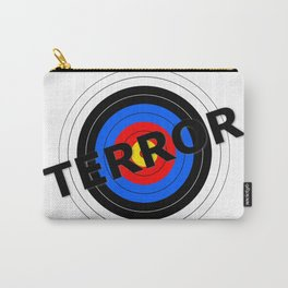 Terror Target Carry-All Pouch