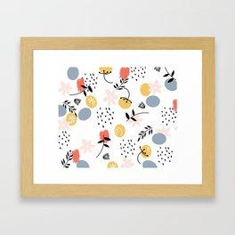 Summer Daydream Framed Art Print