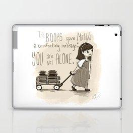 Books Are Comfort Laptop & iPad Skin