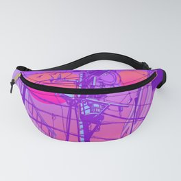Anime Wires Fanny Pack