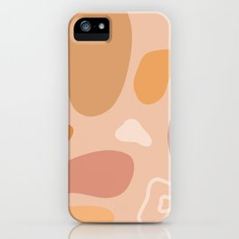 Terra Warmth iPhone Case