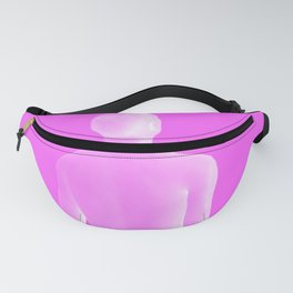White Light White Heat Fanny Pack