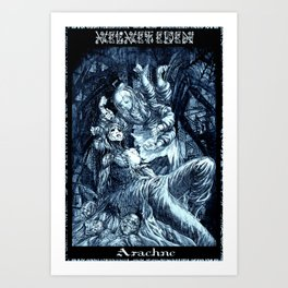 Arachne Art Print