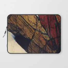 Epidote and Quartz Laptop Sleeve