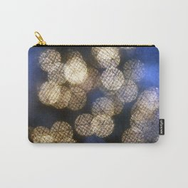 Crystal lights Carry-All Pouch