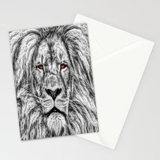 Black Lion Stationery Cards