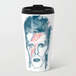 So Long Bowie.... Travel Mug