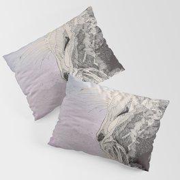 GeometriCat Pillow Sham