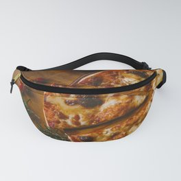 Pizza Slices (3) Fanny Pack
