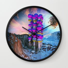 Peixe Wall Clock
