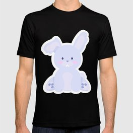 Bunny in country T-shirt