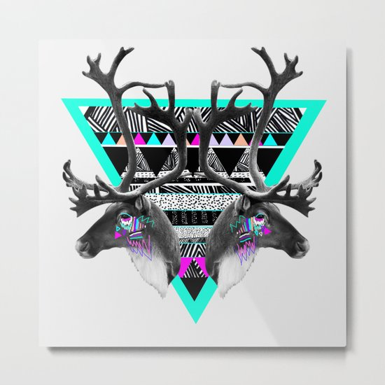 ▲CARIBOU▲ Metal Print