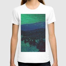 The Sleeping Mountains T-shirt
