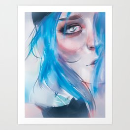 life is strange ¦ chloe price Art Print