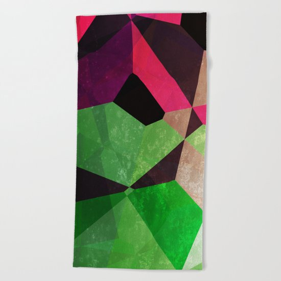 Arrogance III Beach Towel