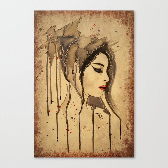 If You Were Mine...  Canvas Print